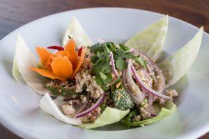 Nam Tok (Beef Salad)